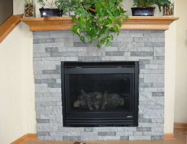 Fireplace Refacing So You Want To, How To Reface A Fireplace With Stone
