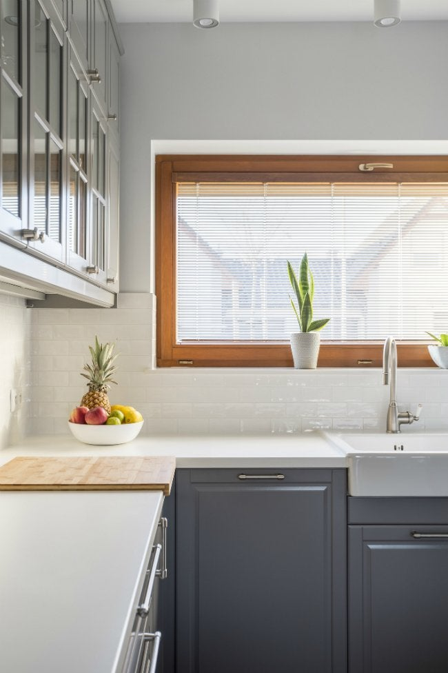 How to Install Blinds in the Kitchen