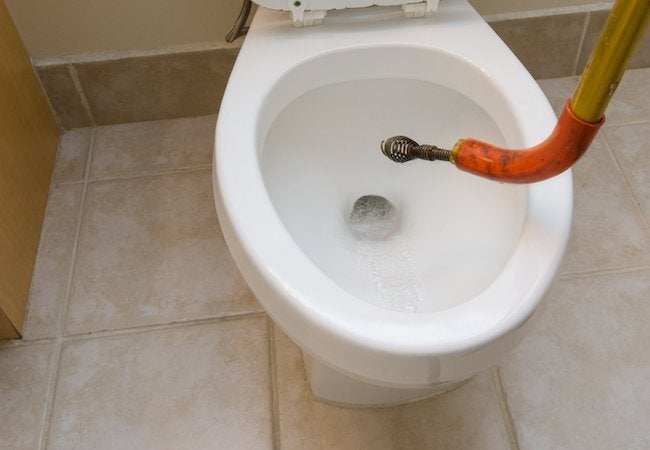 How To: Snake a Toilet
