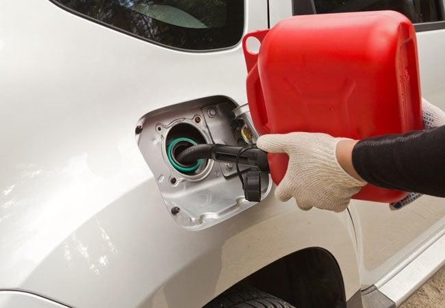 Cómo deshacerse de la gasolina
