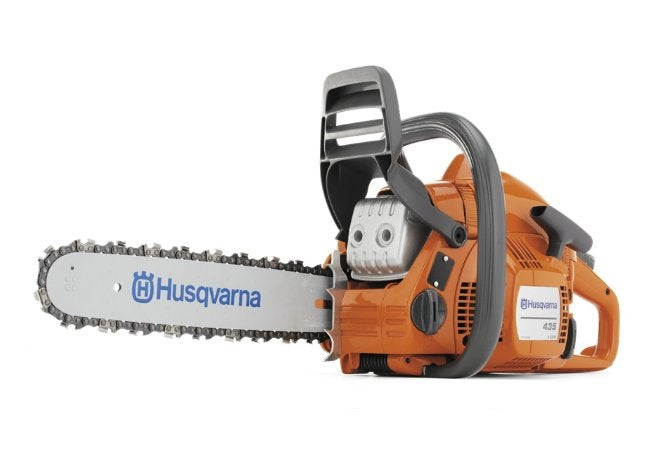 Types of Saws to Know - Chain Saw