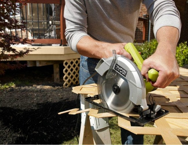 Types of Saws to Know - Circular Saw