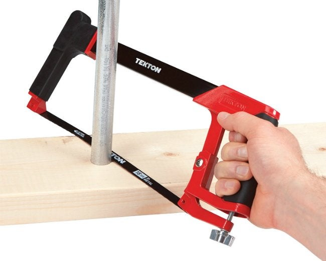 Types of Saws to Know - Hacksaw
