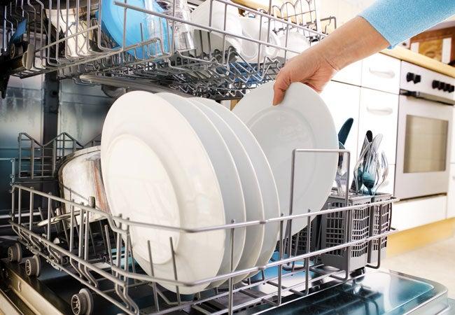 有臭味的洗碗机-解决了!