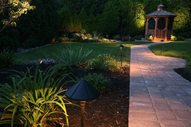 Best Solar Path Lights for the Backyard and Garden