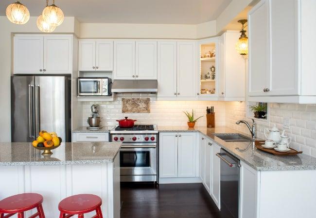 Best Summer Home Improvements - Installing New Countertops