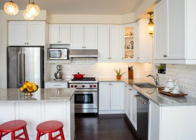 Best Paint For Kitchen Cabinets Solved Bob Vila