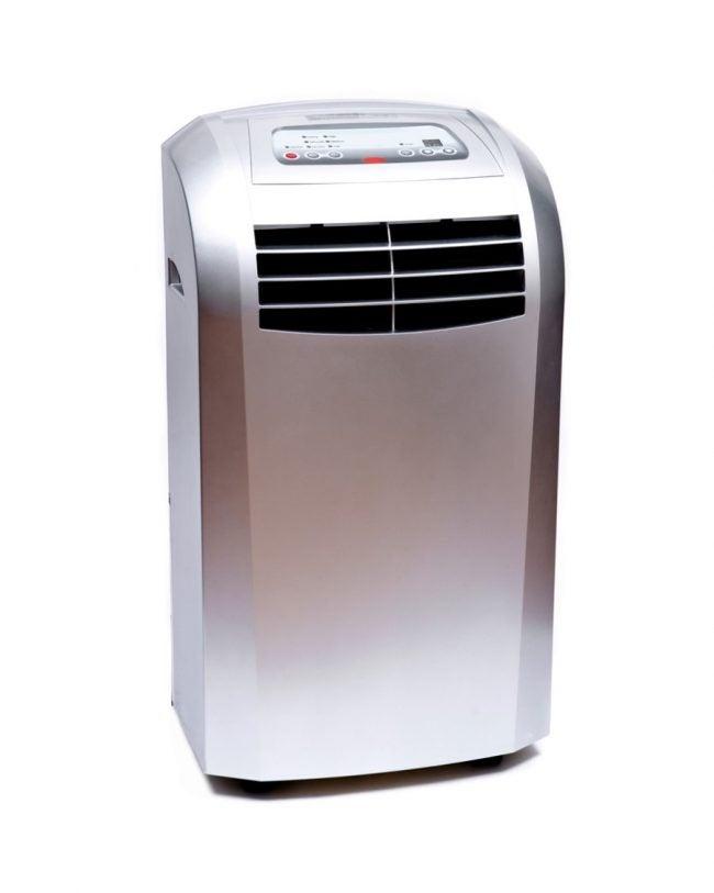 最好的便携式空调选择,在任何地方你不能放置窗户单位