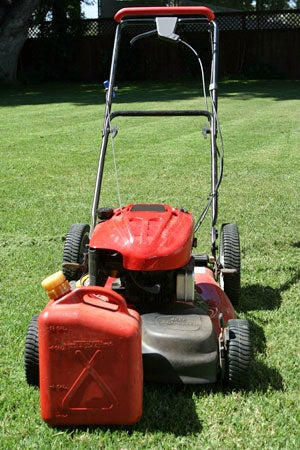 Lawn Mower Smoking? What to Do About It