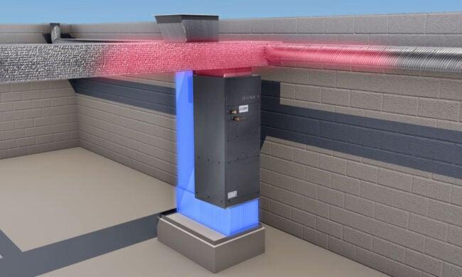 Mini Split HVAC Air Handler