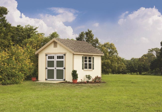 5 Ways to Customize Your Shed