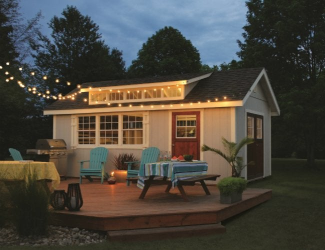How to Make the Most of Your Shed