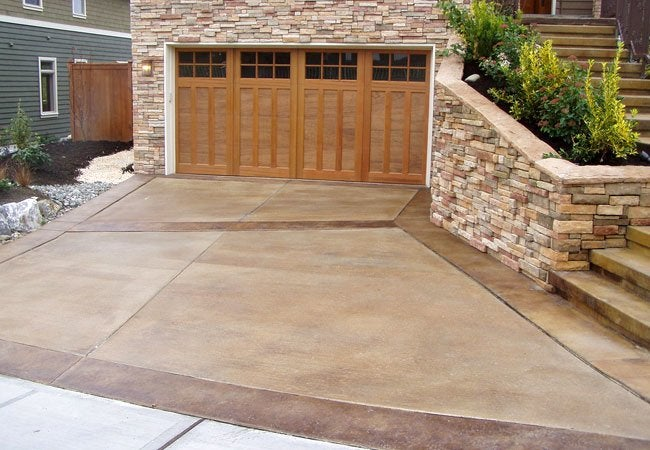 How to Acid Stain Concrete