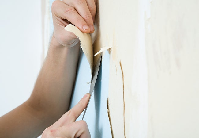 Wallpaper Removal Methods