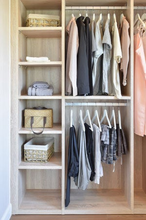 The Perfect Closet Rod Height – Solved!