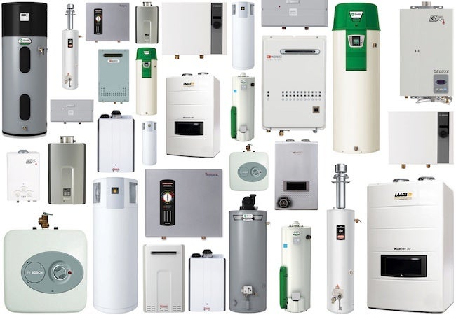 Choosing a Water Heater, Gas vs Electric