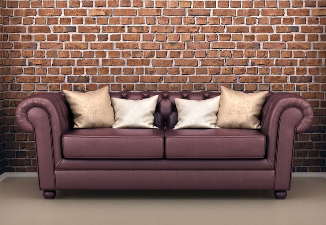 How To Paint Leather Bob Vila, Leather Furniture Paint