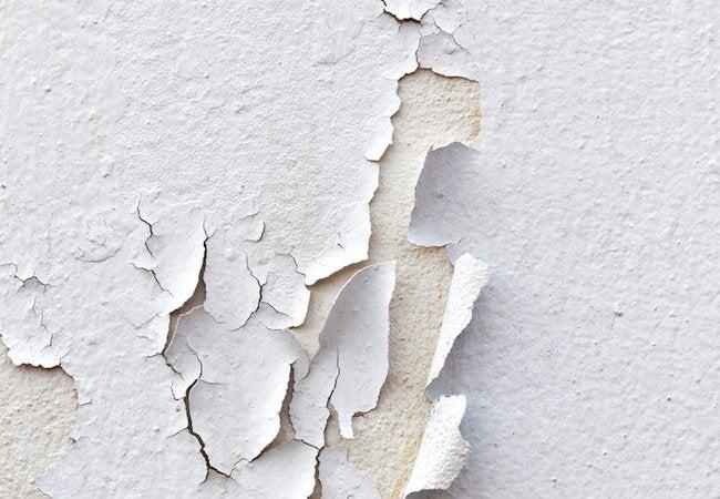 Peeling, Cracking, Flaking Paint