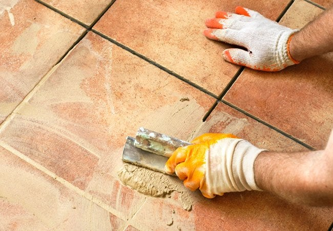Sanded vs Unsanded Grout - What's the Difference? - Bob Vila