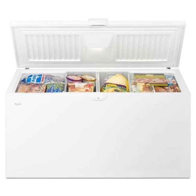 Best Chest Freezer - Whirlpool 21.7 cu ft Chest Freezer