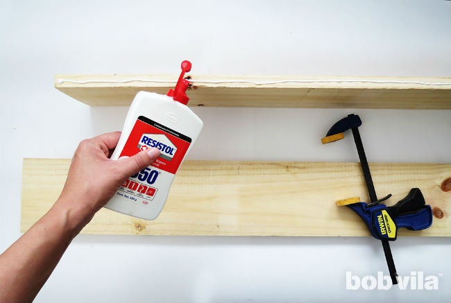 How to Make a DIY Boot Rack