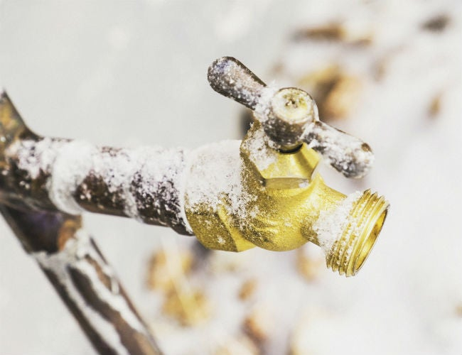 Prevent Freezing and Bursting Pipes—Here's How