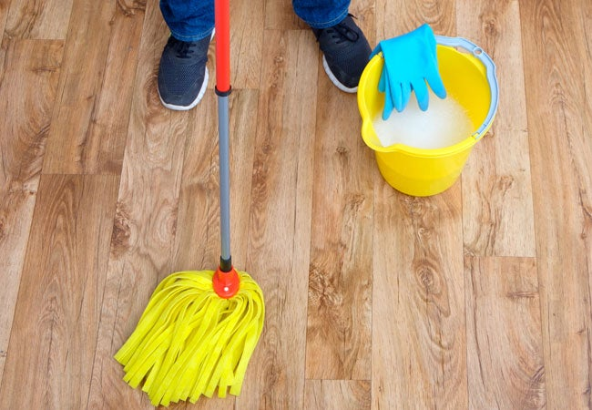 The Best Homemade Hardwood Floor Cleaner