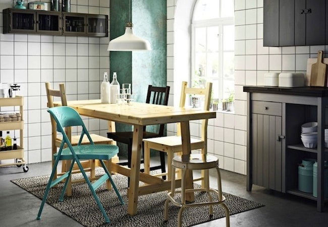 Small Dining Room Ideas - Space Saving Furniture