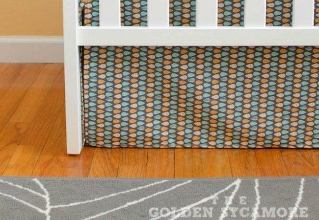 Toy Storage Ideas - Under Crib Storage