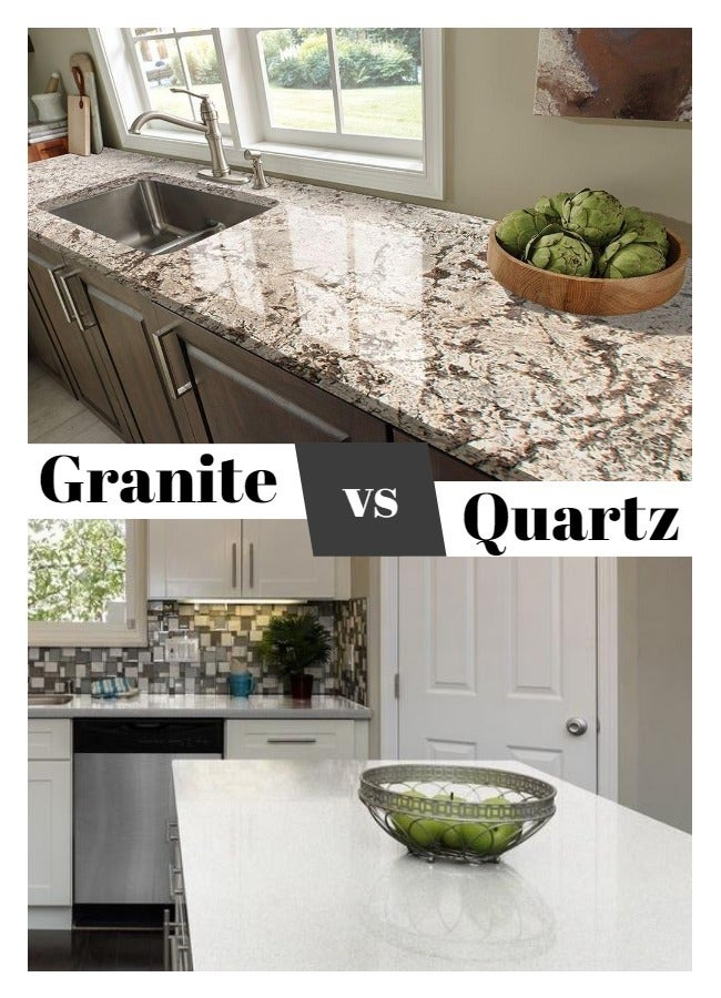 Granite vs Quartz: Which to Choose for Your Countertops