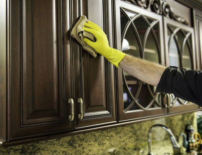 Remove Grease From Kitchen Cabinets, Remove Grease From Cabinets