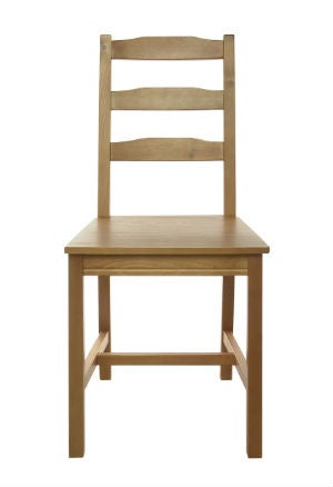 Shaker Style Ladder Back Chair