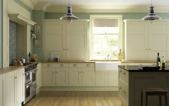 Shaker Style in the Kitchen