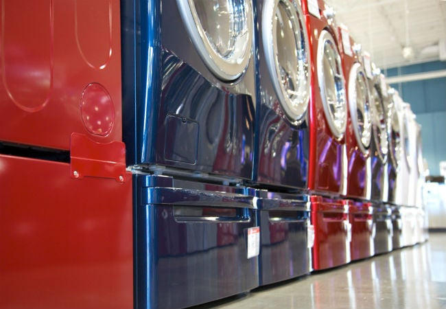 Shopping for Laundry Room Appliances? The Lowdown on Gas vs Electric Dryers