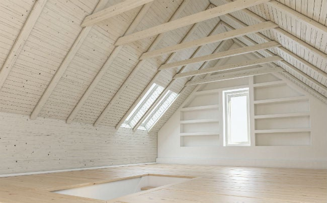 Attic Flooring for a Finished Space