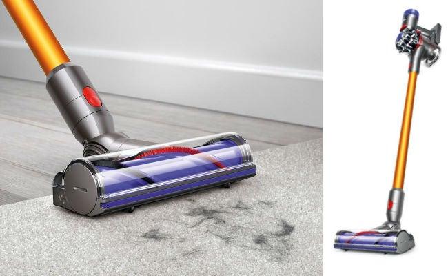Best Stick Vacuum - Dyson V8 Absolute Cordless Stick Vacuum