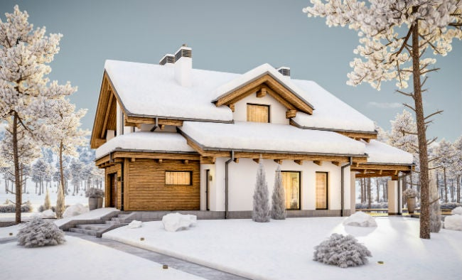 Heat the Patio and Melt Snow Away with Outdoor Radiant Heat