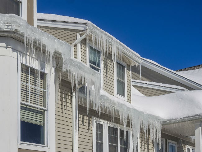 3 Methods for Removing Ice Dams (and How to Save Yourself the Headache in the First Place)