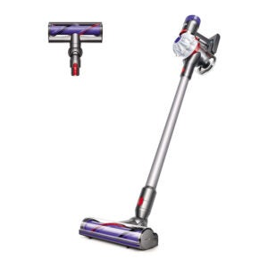 The Best Stick Vacuum Option: Dyson V7 Allergy HEPA Cord-Free Stick Vacuum