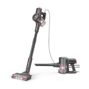 The Best Stick Vacuum Option: NEQUARE 20Kpa Stick Vacuum LED Multi-Tasker Head