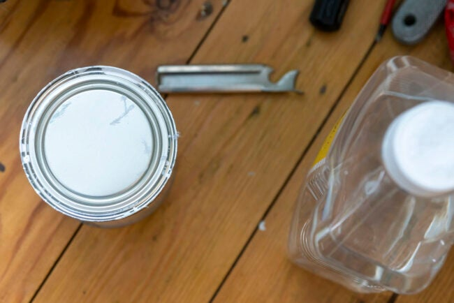 Mineral Spirits vs. Paint Thinner Mineral Spirits are Less Toxic