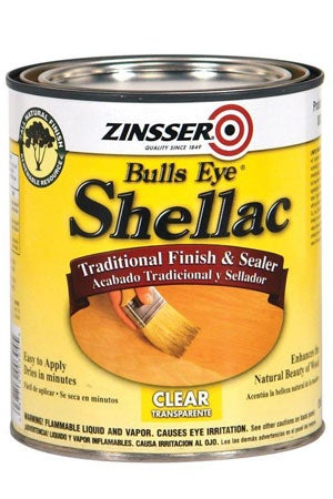 How to Shellac Wood