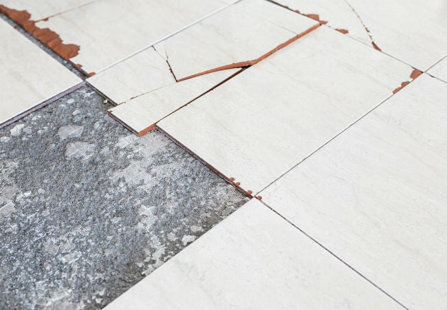 Asbestos Floor Tiles 101 What To Know, Can You Put Laminate Flooring Over Asbestos Tile