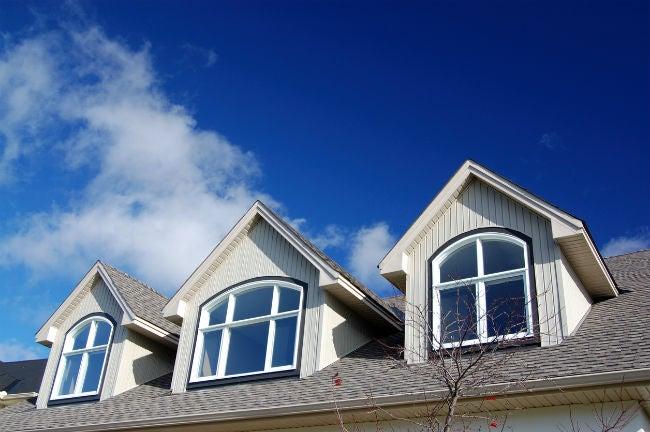 Styles of Dormer Windows - The Gable Dormer
