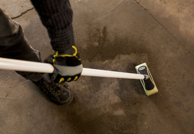 The 3 Key Steps to Painting Concrete Floors