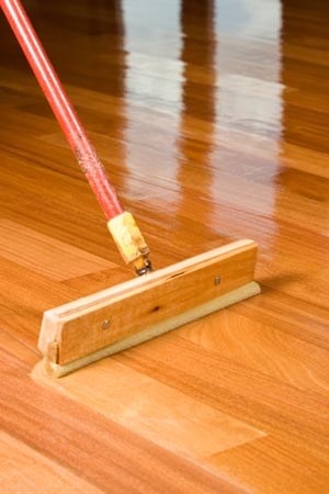 How To Polish Wood Floors And Re