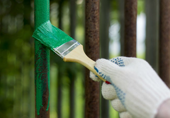 6 Things to Know Before Painting Rust