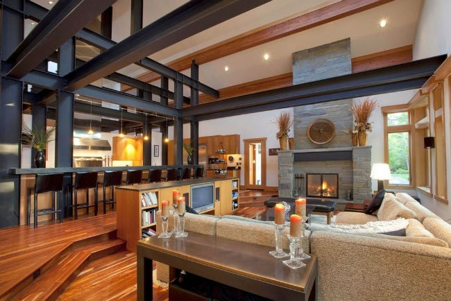 Sunken Living Rooms 101: Can the Old Fad Make a Comeback?