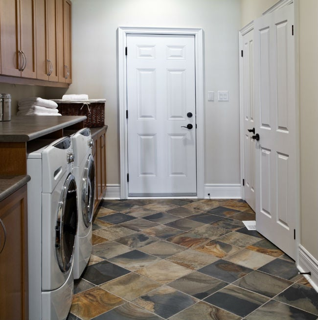 5 Best Types Of Laundry Room Flooring And 3 To Skip Bob Vila