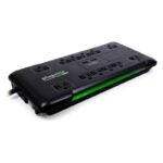 The Best Surge Protector Option: Plugable Surge Protector Power Strip With USB